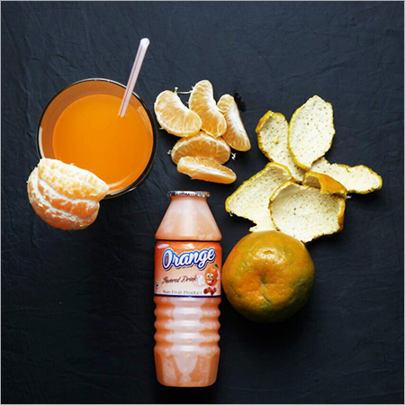 Fresh Orange Flavoured Drink