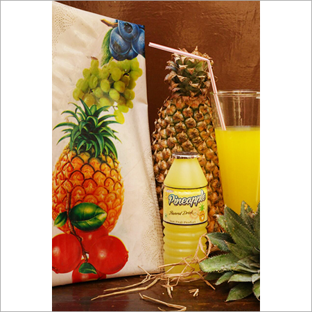 Pineapple Flavoured Juice