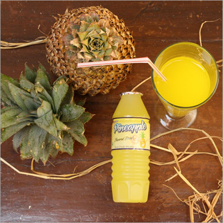 Pineapple Flavoured Instant Drink