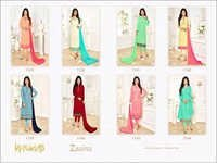 KHWAAB (ZAAINA VOL-5) Straight Salwar Kameez Wholesale