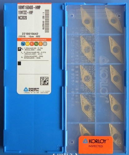 Korloy Carbide Turning Cutters Insert