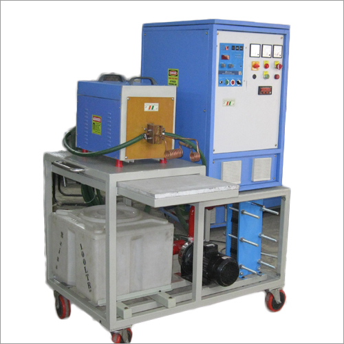 Compact End Heating Machine
