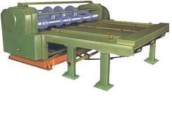 Regular or Standard Combined Rotary Creaser Slotter