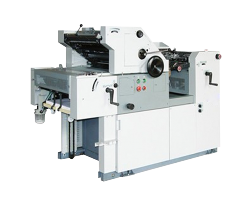 One Color Flexo Paper Printing Machine