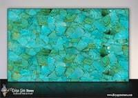 Amazonite Graphic Stone Slabs