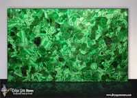 Malachite Stone Slab