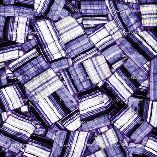 Purple Fluorite Slab