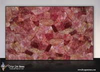 Cherry Quartz Slab