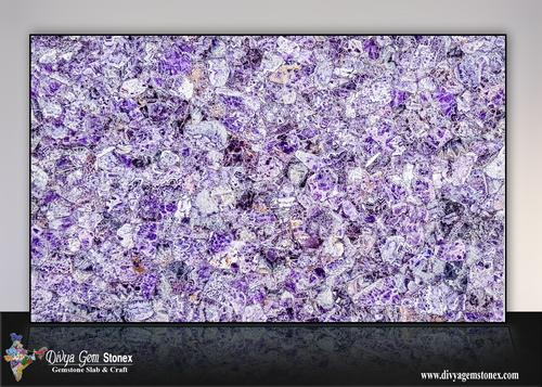 Amethyst Stones Slabs