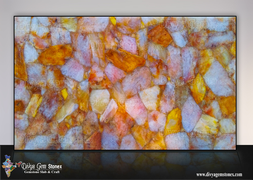 Golden Quartz Slabs