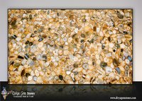 Golden Agate Stone Slab