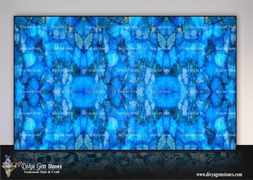 Blue Quartz Slab