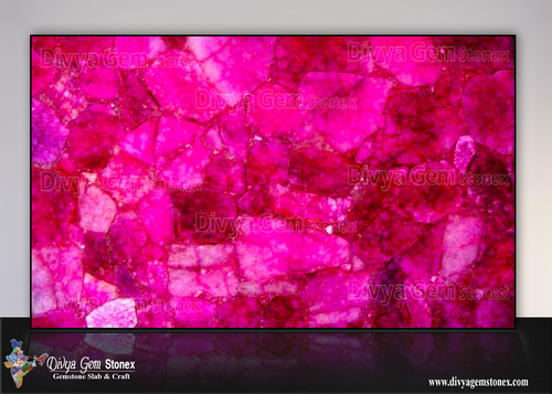Red Quartz Slabs