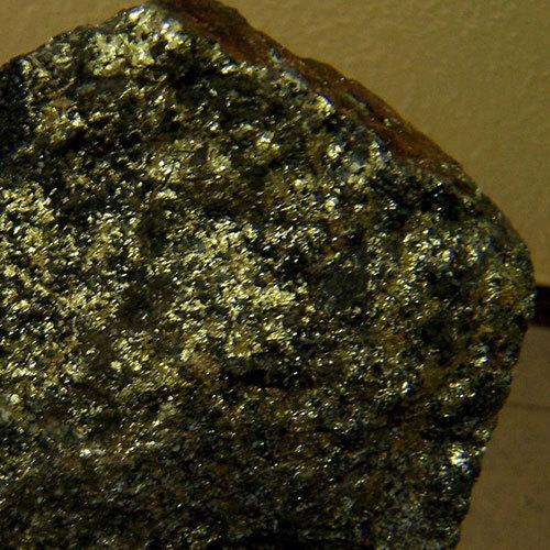 Golden Pyrite
