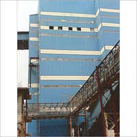 Cladding Sheet Fixing Work