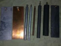 Zinc Rod With Terminal