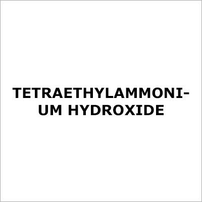 Tetraethylammonium Hydroxide