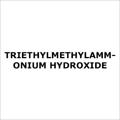 Triethylmethylammonium Hydroxide