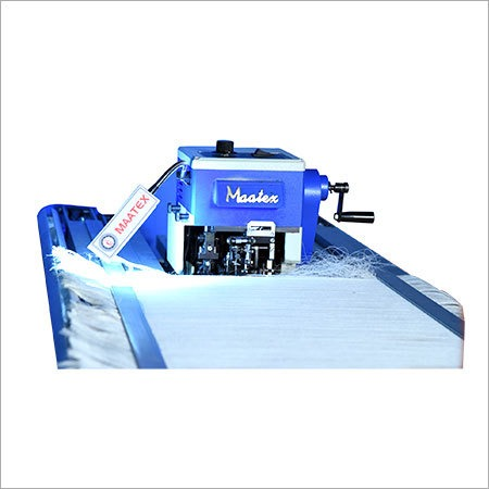 Semi Automatic Knotting Machine