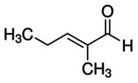 2-Methyl-2-pentenal