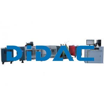 Computerized Hydraulic Servo Static Load Anchor Testing Machine