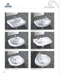 Square Shaped Wash Basin