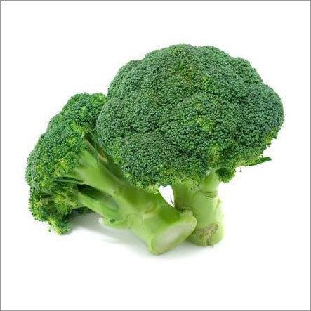 Broccoli Showing Seeds