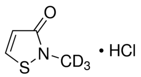2-Methyl-d3-4-isothiazolin-3-one hydrochloride