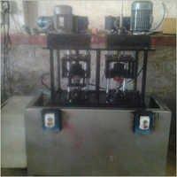 Motorized Multi Spindle Drilling Machine