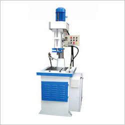 Double Spindle Drill Machine