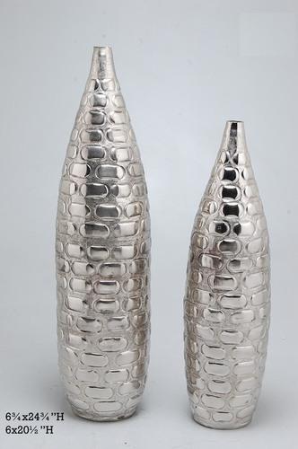 Aluminium Flower Vases Exporter Manufacturer Supplier Aluminium