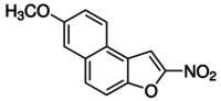 2-Nitro-7-methoxynaphtho[2,1-b]furan