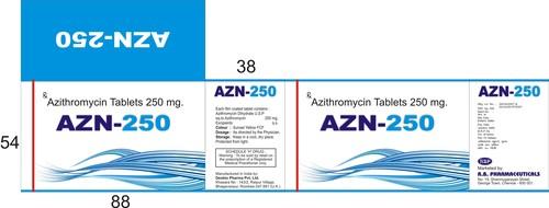AZN 250 Tablets