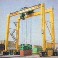 Portable Gantry Cranes
