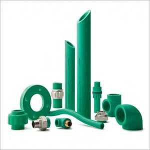 PPR Submersible Pump Pipes