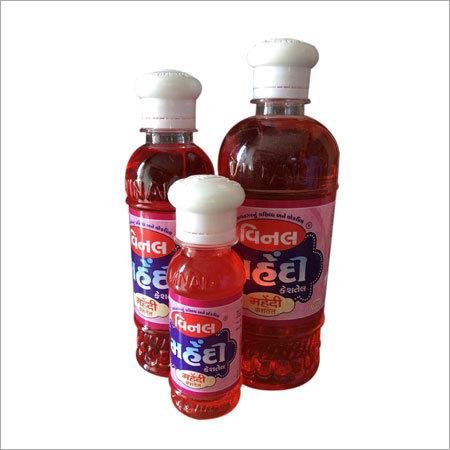 Mehndi Hair Oil