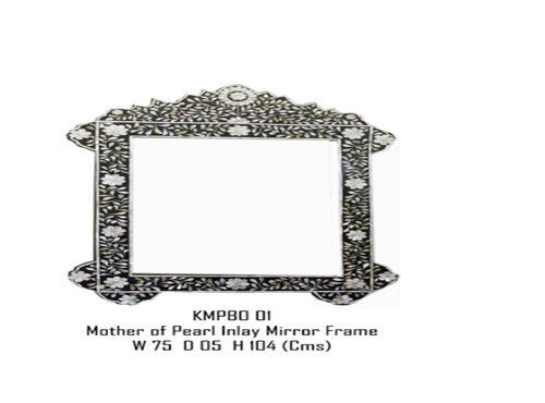 Handmade Floral Bone Inlay Photo Frame Picture Frame ♥Valentine's Gift♥