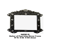 Frame Bone Inlay