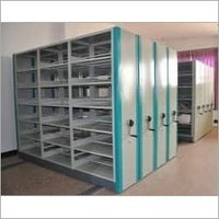 Mobile Compactor Storage Rack