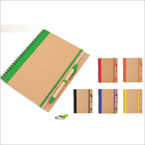 Eco Friendly Notebook Gift Set