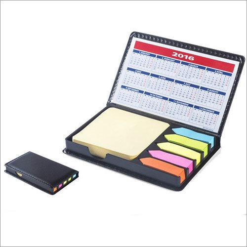 Note blocks, sticky notes & calendar