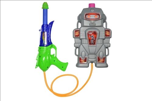 Robot Water Gun
