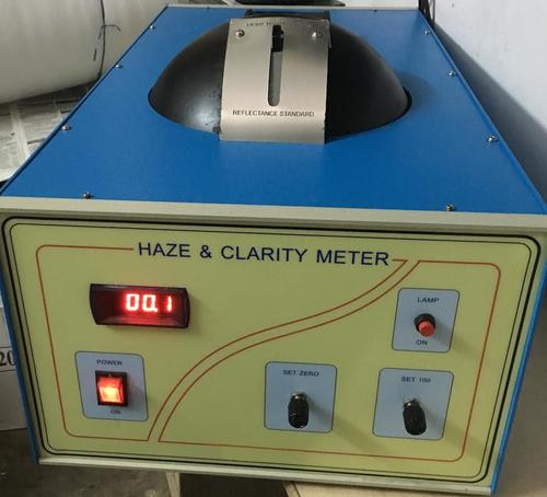 Haze & Clarity Meter