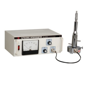 Ultrasonic Interferometer For Liquid