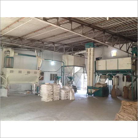 Flour Mill Plants