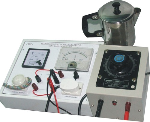 To Study Heating Effect Of Electrical Kettle