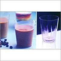 Plastic Unbreakable Small Glass(125ml)Ps 19