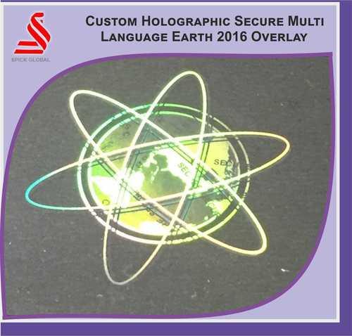 Custom Holographic