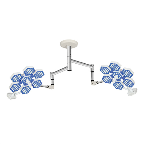 Double Dome Floor Model OT Light