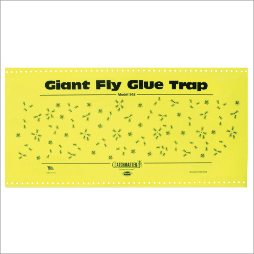 Giant Fly Glue Trap with Attractant